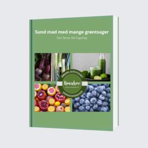 Sund mad med mange grøntsager - den første lille kogebog. Enkle og sunde opskrifter med mange grøntsager.
